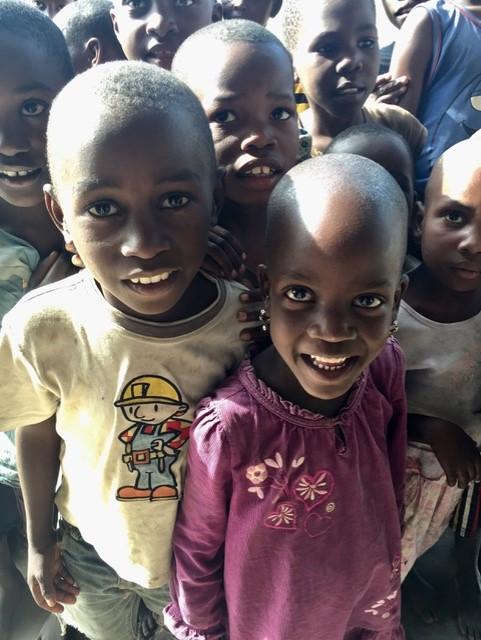 Tanzaniaanse kinderen